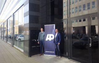 Nieuwe AP vestiging op Schiphol-Rijk 5