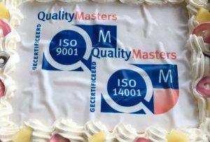 Positieve aanbeveling op ISO audit 6