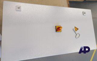 Energieverdeler met controle functionaliteiten 1