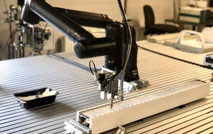 Precisiewerk bij LED-armaturen