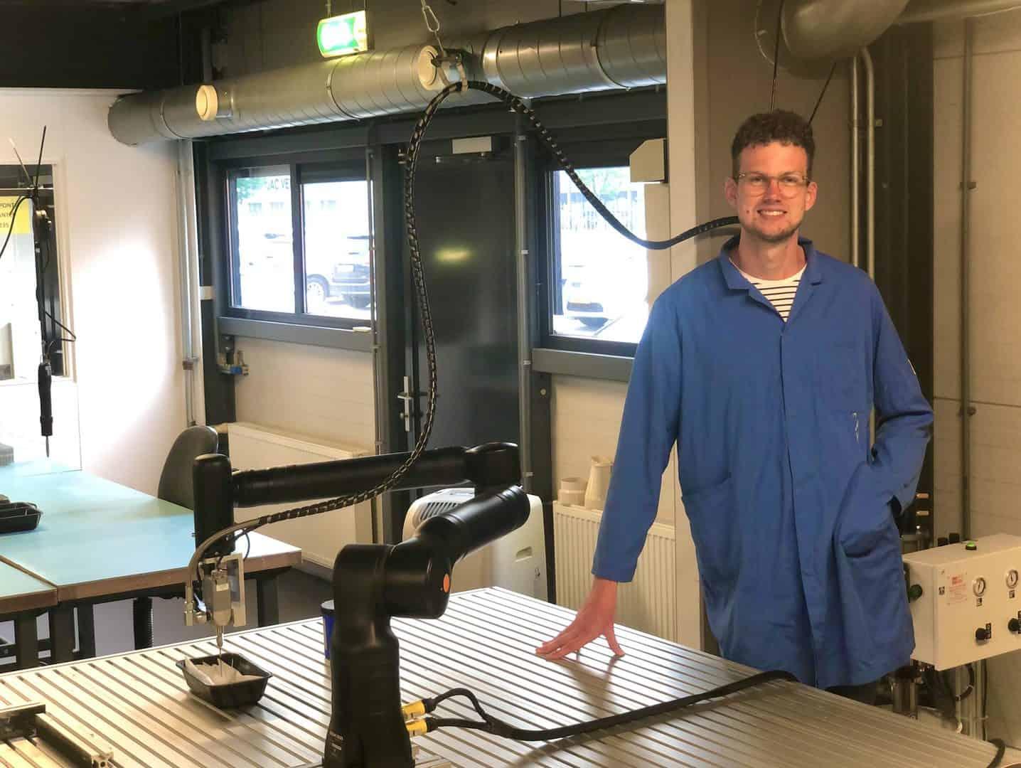 10 vragen aan Léon over robotisering 2